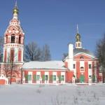 Покровский храм д.Алексино,2013 г.